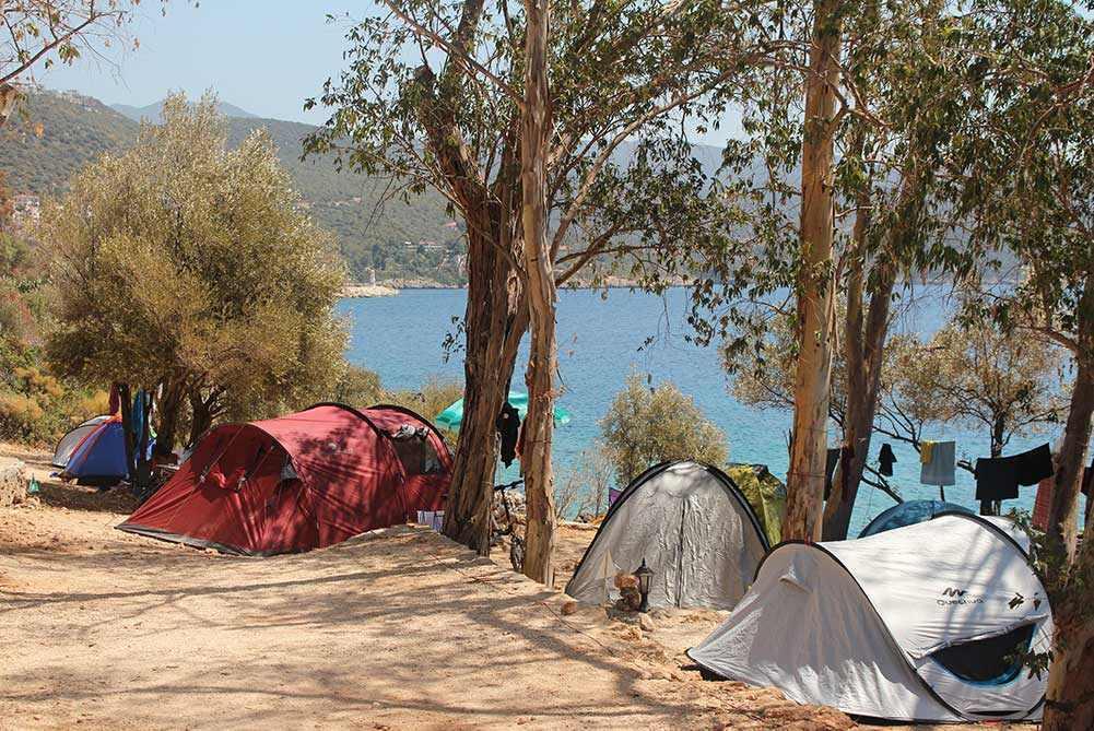Kaş Camping
