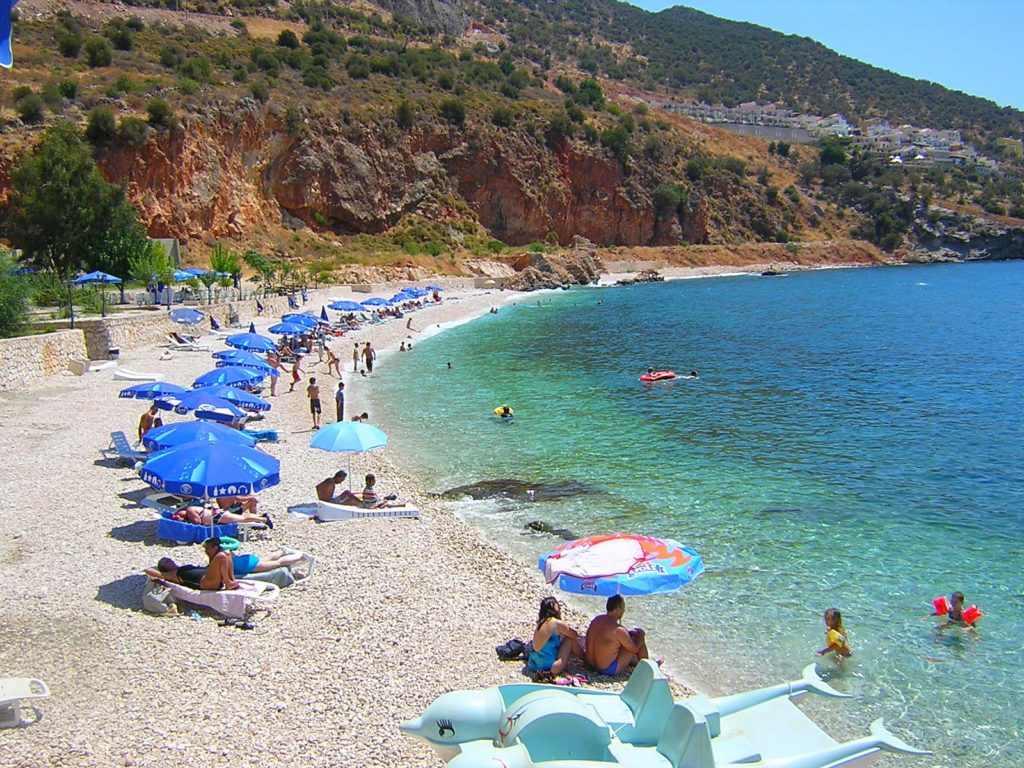 Kalkan Halk Plajı
